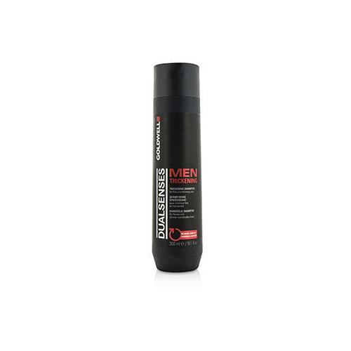 Dual Senses Men Thickening Shampoo (For Fine and Thinning Hair) 300ml/10.1oz