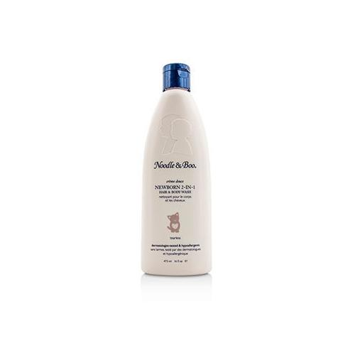 Newborn 2-in-1 Hair & Body Wash 473ml/16oz