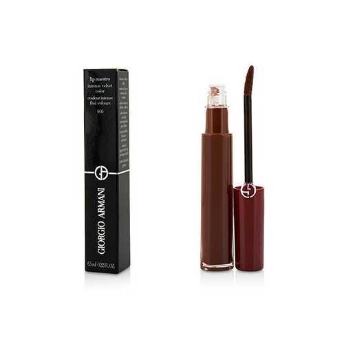 Lip Maestro Intense Velvet Color (Liquid Lipstick) - # 405 (Sultan)  6.5ml/0.22oz