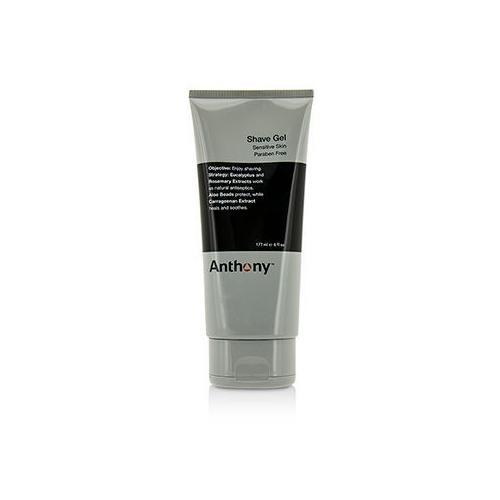 Logistics For Men Shave Gel (Sensitive Skin)  177ml/6oz