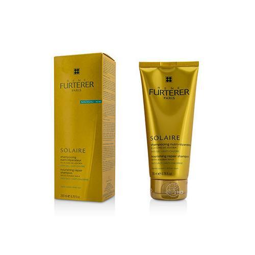 Solaire Nourishing Repair Shampoo with Jojoba Wax - After Sun  200ml/6.76oz