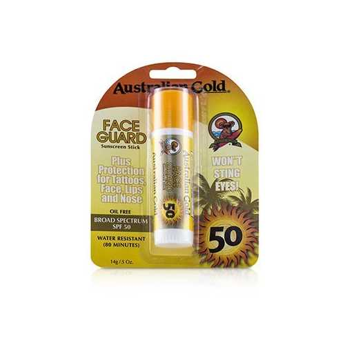 Face Guard Sunscreen Stick Broad Spectrum SPF 50 14g/0.5oz