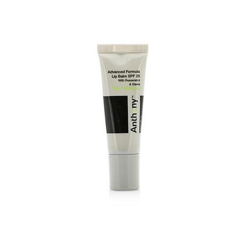 Logistics For Men Advanced Formula Lip Balm SPF 25 - Mint And White Tea  7g/0.25oz