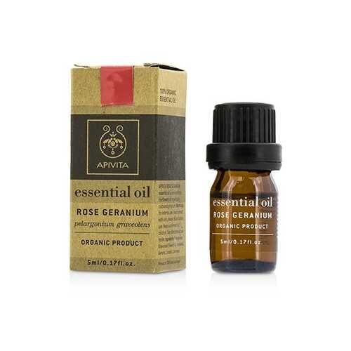 Essential Oil - Rose Geranium  5ml/0.17oz