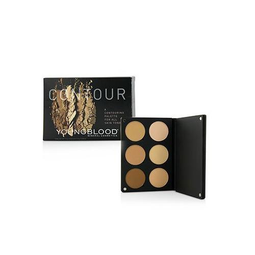 Contour Palette For All Skin Tones (3x Highlight Shades, 3x Contouring Shades) 15g/0.48oz