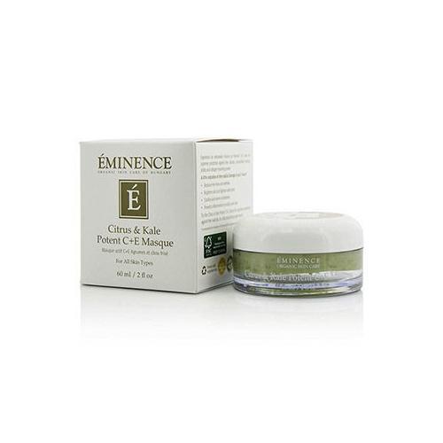 Citrus & Kale Potent C+E Masque - For All Skin Types 60ml/2oz