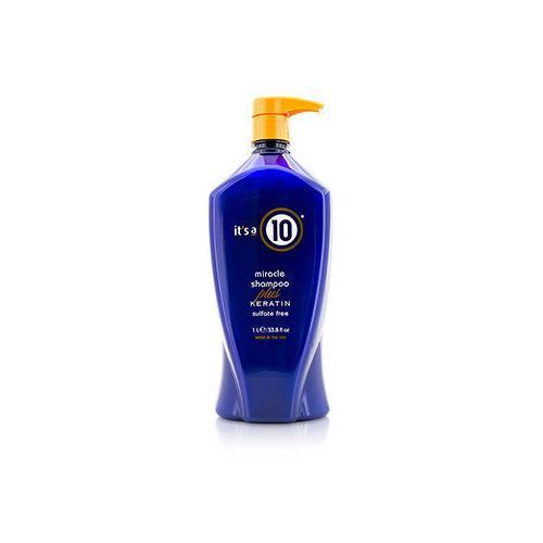 Miracle Shampoo Plus Keratin (Sulfate Free) 1000ml/33.8oz