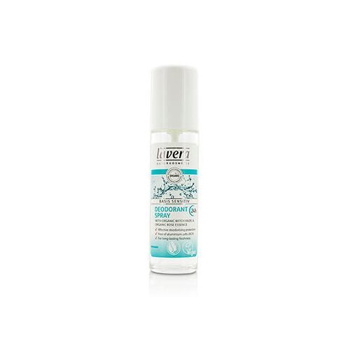 24h Basis Sensitiv Deodorant Spray  75ml/2.5oz