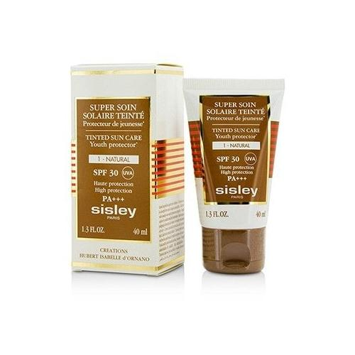 Super Soin Solaire Tinted Youth Protector SPF 30 UVA PA+++ - #1 Natural  40ml/1.3oz