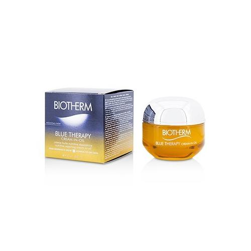Blue Therapy Cream-In-Oil - Normal To Dry Skin  50ml/1.69oz
