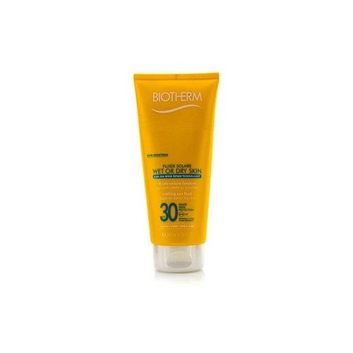 Fluide Solaire Wet Or Dry Skin Melting Sun Fluid SPF 30 For Face & Body - Water Resistant  200ml/6.76oz