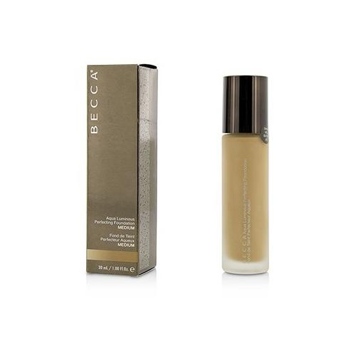 Aqua Luminous Perfecting Foundation - Medium 30ml/1oz
