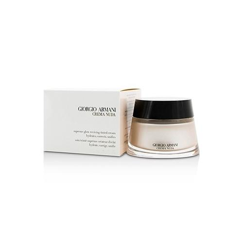 Crema Nuda Supreme Glow Reviving Tinted Cream - # 02 Light Glow  50ml/1.69oz