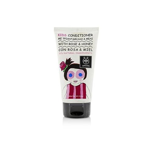 Kids Conditioner With Rose & Honey 150ml/5.24oz