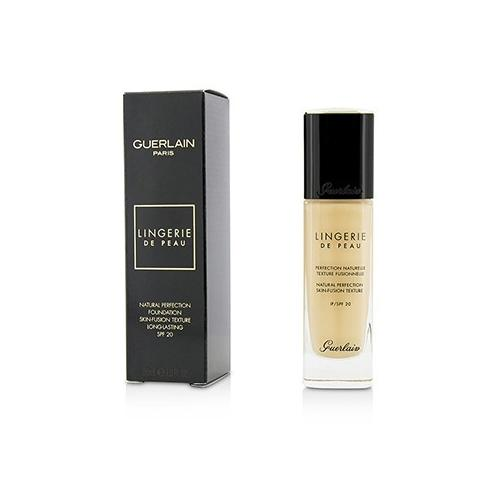 Lingerie De Peau Natural Perfection Foundation SPF 20 - # 00N Porcelain  30ml/1oz