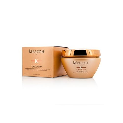 Discipline Masque Curl Ideal Shape-in-Motion Masque (For Overly-Voluminous Curly Hair) 200ml/6.8oz