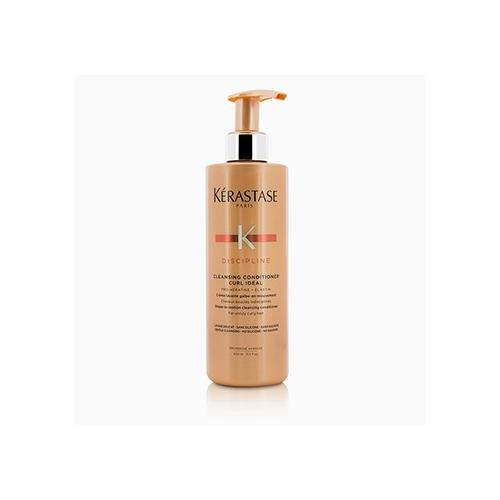 Discipline Cleansing Conditioner Curl Ideal Shape-in-Motion Cleansing Conditioner (For Unruly Curly Hair) 400ml/13.5oz
