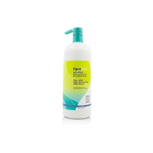 No-Poo Decadence (Zero Lather Ultra Moisturizing Milk Cleanser - For Super Curly Hair)  946ml/32oz