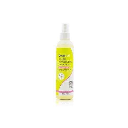 No-Comb Detangling Spray (Lightweight Curl Tamer - Refresh & Extend) 236ml/8oz