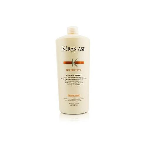 Nutritive Bain Magistral Fundamental Nutrition Shampoo (Severely Dried-Out Hair)  1000ml/33.8oz
