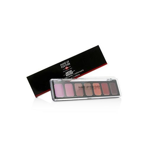 Artist Rouge 7 Lipstick Palette - # 1  7x1g/0.03oz
