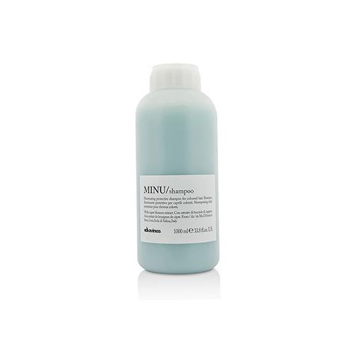 Minu Shampoo Illuminating Protective Shampoo (For Coloured Hair)  1000ml/33.8oz