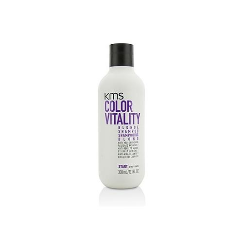 Color Vitality Blonde Shampoo (Anti-Yellowing and Restored Radiance)  300ml/10.1oz