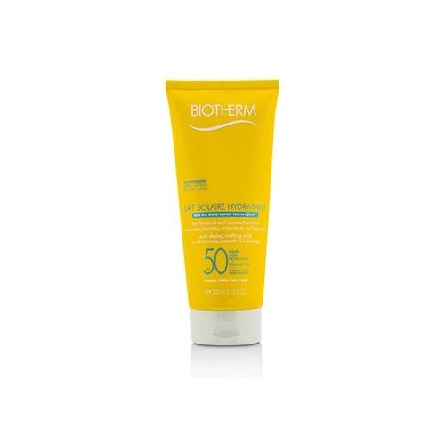 Lait Solaire Hydratant Anti-Drying Melting Milk SPF 50 - For Face & Body  200ml/6.76oz