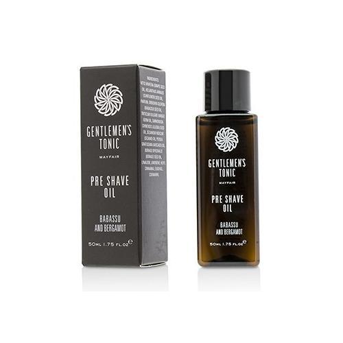 Pre Shave Oil - Babassu & Bergamot  50ml/1.75oz