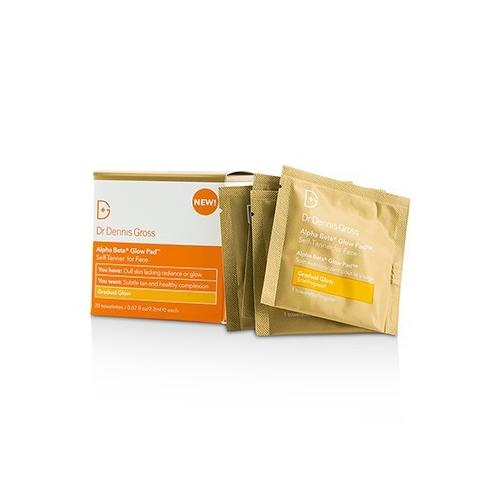 Alpha Beta Glow Pad For Face - Gradual Glow 20 Towelettes