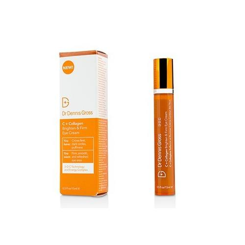 C + Collagen Brighten & Firm Eye Cream  15ml/0.5oz