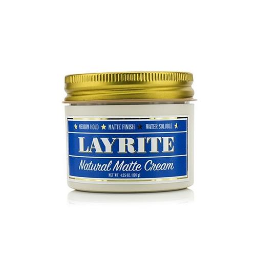 Natural Matte Cream (Medium Hold, Matte Finish, Water Soluble)  120g/4.25oz