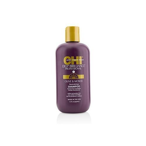 Deep Brilliance Olive & Monoi Neutralizing Shampoo  355ml/12oz