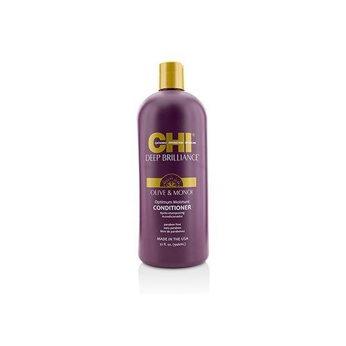 Deep Brilliance Olive & Monoi Optimum Moisture Conditioner  946ml/32oz