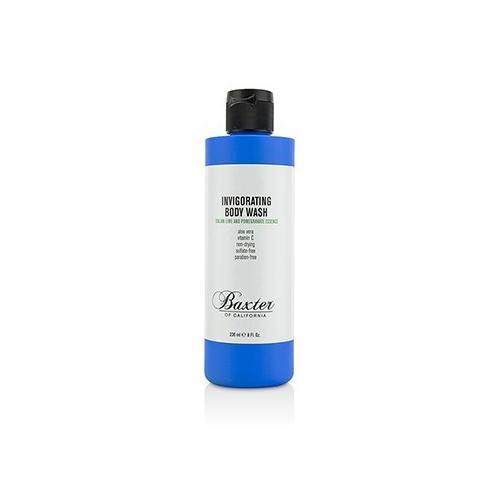 Invigorating Body Wash - Italian Lime and Pomegranate Essence  236ml/8oz