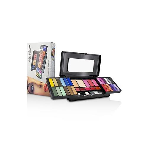 MakeUp Kit Deluxe G2215 (24x Eyeshadow, 3x Blusher, 2x Pressed Powder, 5x Lipgloss, 2x Applicator)  -