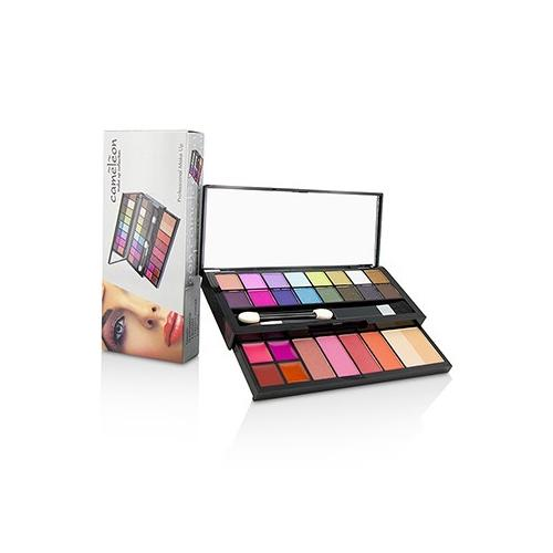MakeUp Kit Deluxe G2219 (16x Eyeshadow, 4x Blusher, 1x Pressed Powder, 4x Lipgloss, 2x Applicator)  -