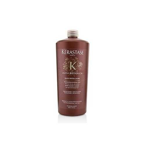 Aura Botanica Bain Micellaire Gentle Aromatic Shampoo (For Dull, Devitalized Hair)  1000ml/34oz