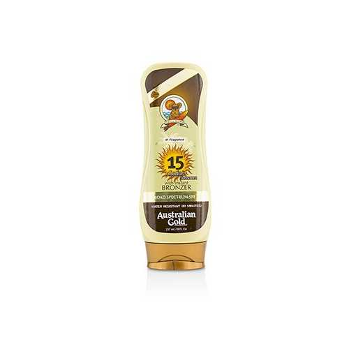 Lotion Suncreen With Bronzers SPF 15 237ml/8oz