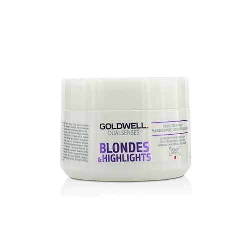 Dual Senses Blondes & Highlights 60Sec Treatment (Luminosity For Blonde Hair) 200ml/6.8oz