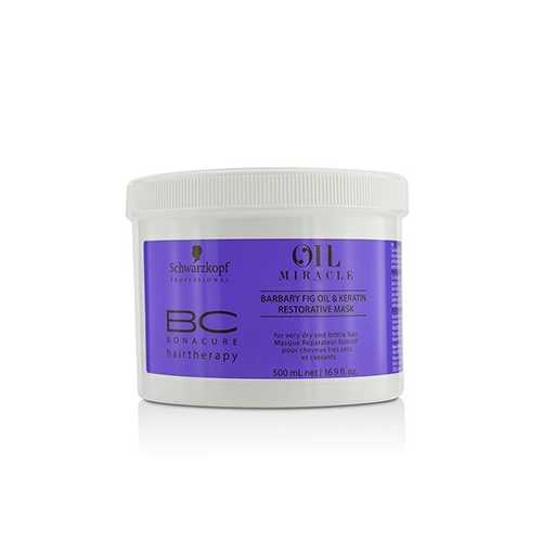 BC Oil Miracle Barbary Fig Oil & Keratin Restorative Mask (For Very Dry and Brittle Hair) 500ml/16.9oz
