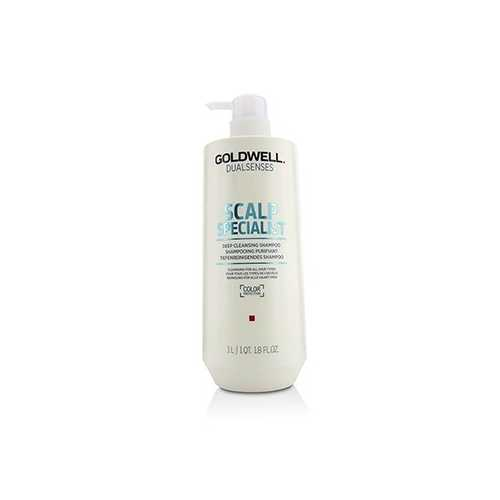 Dual Senses Scalp Specialist Deep Cleansing Shampoo (Cleansing For All Hair Types) 1000ml/33.8oz