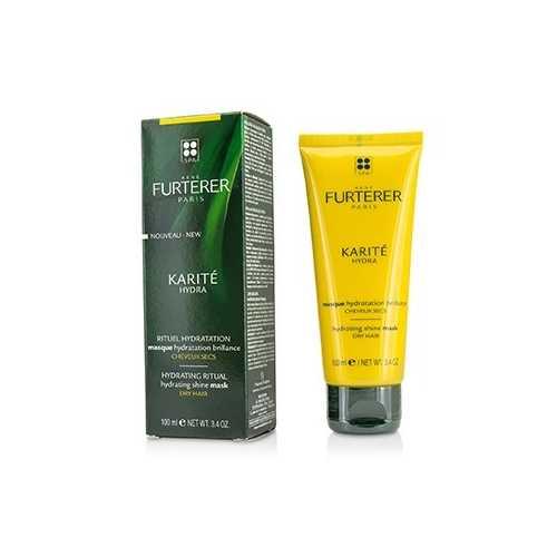 Karite Hydra Hydrating Ritual Hydrating Shine Mask (Dry Hair)  100ml/3.4oz