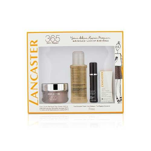 365 Skin Repair Set: Youth Renewal Day Cream 50ml+ Serum Youth Renewal 10ml+ Eye Serum 3ml+ Express Cleanser 100ml  4pcs