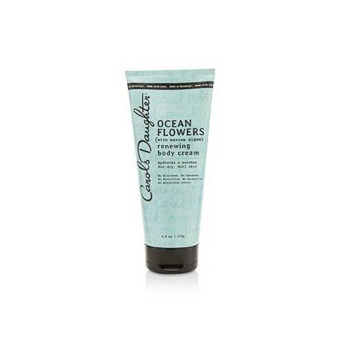Ocean Flowers Renewing Body Cream  170g/6oz