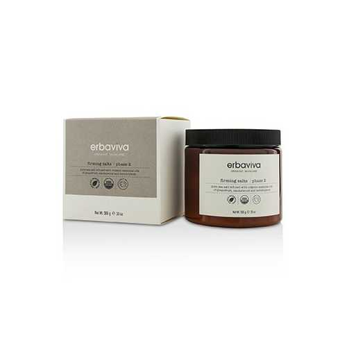 Firming Salt : Phase 2 - Pure Sea Salt Infused With Organic Essential Oils Of Grapefruit, sandalwood & helichrysum 566g/20oz