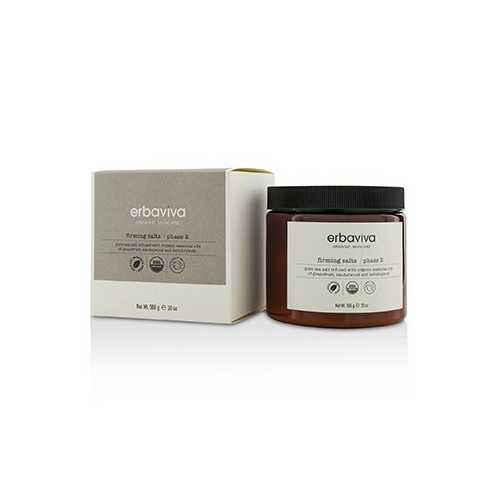 Firming Salt : Phase 2 - Pure Sea Salt Infused With Organic Essential Oils Of Grapefruit, sandalwood & helichrysum  566g/20oz