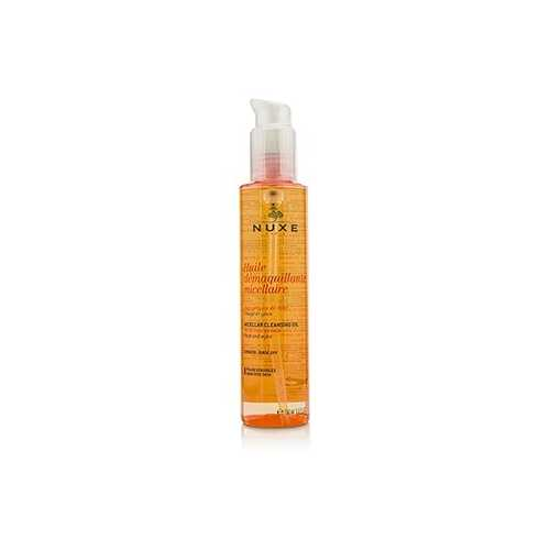 Huile Demaquillante Micellaire Micellar Cleansing Oil With Rose Petal For Face & Eyes (Sensitive Skin) 150ml/5oz