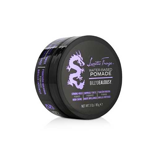 Lunatic Fringe Water-Based Pomade (Strong Hold - High Shine)  85g/3oz