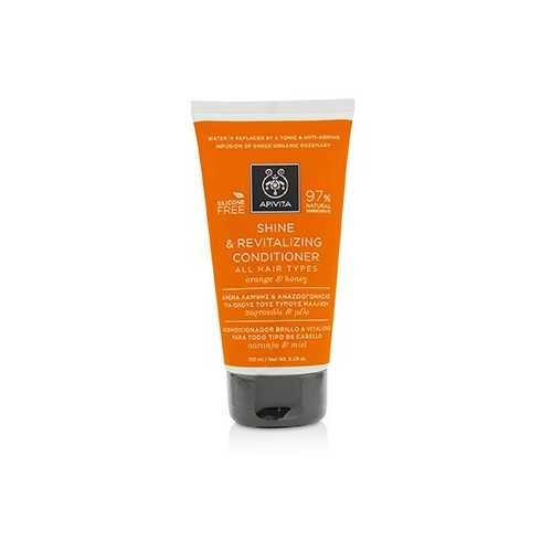 Shine & Revitalizing Conditioner with Orange & Honey (For All Hair Types) 150ml/5.29oz